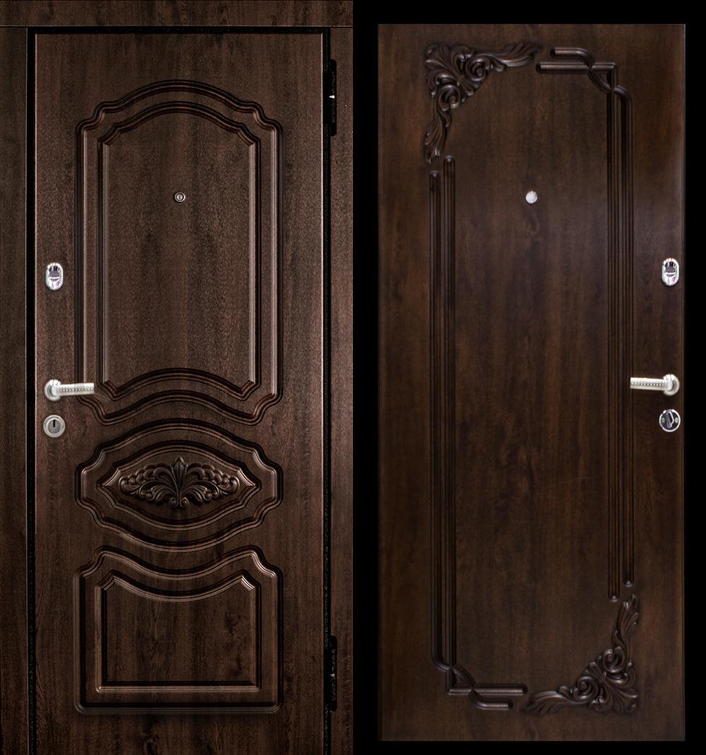 входные двери из массива в борисове